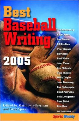 USA Today Sports Weekly: Best Baseball Writing 2005