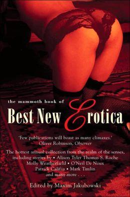 The Mammoth Book of Best New Erotica Volume 5
