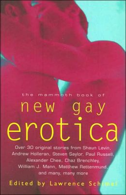 Mammoth Book of New Gay Erotica