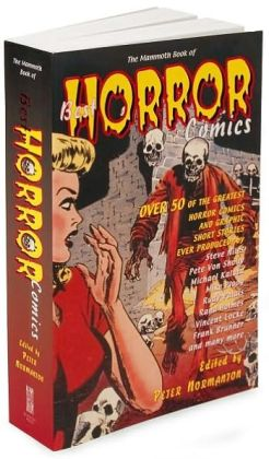 The Mammoth Book of Horror Comics