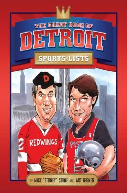 The Great Book of Detroit Sports Lists