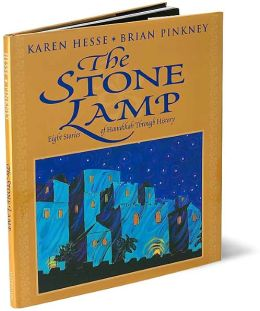 The Stone Lamp: Eight Stories Of Hanukkah Through History
