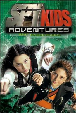 One Agent Too Many (Spy Kids Adventures, No. 1) Elizabeth Lenhard