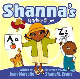 Shanna's Teacher Show (Shanna Show Books Series)
