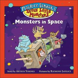 Monsters in Space (Maurice Sendak's Seven Little Monsters Series)