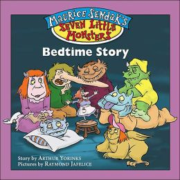 Maurice Sendak's Seven Little Monsters: Bedtime Story - Book #3