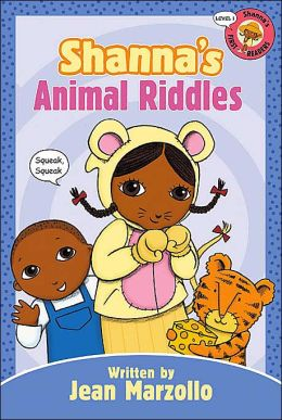Shanna's Animal Riddles (Shanna's First Readers Series)