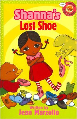 Shanna's Lost Shoe (Shanna's First Readers Series)