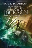Book Cover Image. Title: The Lightning Thief (Percy Jackson and the Olympians Series #1), Author: Rick Riordan