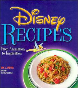 Disney Recipes: From Animation to Inspiration