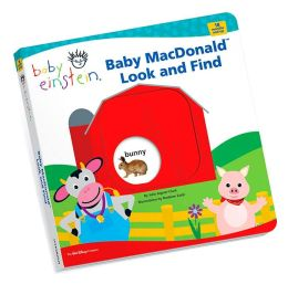 Baby Einstein: Baby MacDonald Look and Find