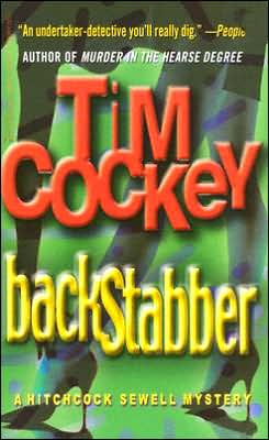Backstabber (Hitchcock Sewell Series #5)