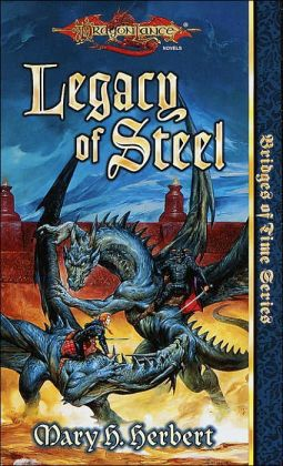 Dragonlance - Legacy of Steel (Bridges of Times #2)