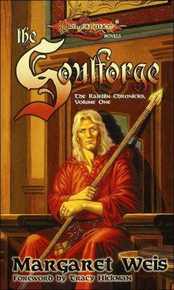 Dragonlance - The Soulforge (Raistlin Chronicles #1)