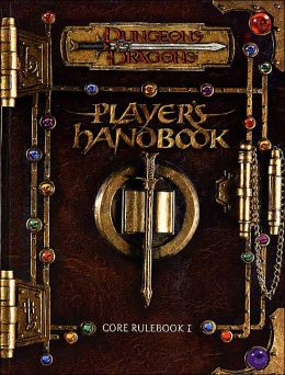 Dungeons and Dragons Player's Handbook: Core Rulebook I