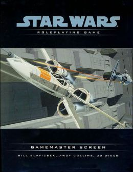 Star Wars the Roleplaying Game: GameMaster Screen