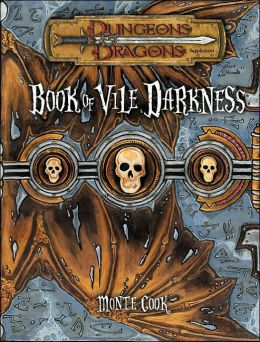 Book of Vile Darkness: Dungeons and Dragons Accessory