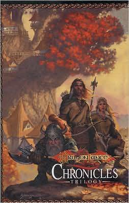 Dragonlance Chronicles Trilogy Gift Set: Dragons of Autumn Twilight/Dragons of Winter Night/Dragons of Spring