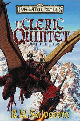 Forgotten Realms: The Cleric Quintet Special Edition: Canticle/In Sylvan Shadows/Night Masks/The Fallen Fortress/The Chaos Curse