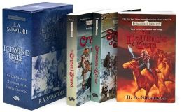 Forgotten Realms: The Icewind Dale Trilogy Gift Set: The Crystal Shard/Streams of Silver/The Halfling's Gem