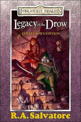 Forgotten Realms: Legacy of the Drow Collector's Edition: The Legacy/Starless Night/Siege of Darkness/Passage to Dawn