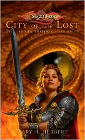 Dragonlance - City of the Lost (Linsha Trilogy #1)