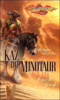 Dragonlance - Kaz the Minotaur (Heroes II #1)