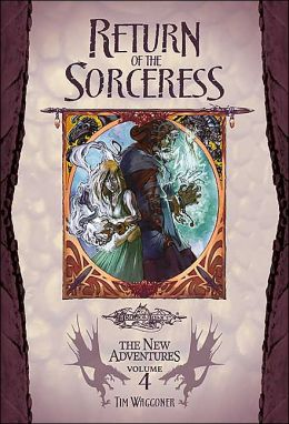 Dragonlance - Return of the Sorceress (New Adventures #4)