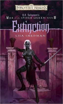 Forgotten Realms: Extinction (War of the Spider Queen #4)