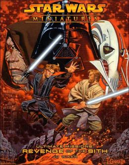 Star Wars Miniatures Ultimate Missions: Revenge of the Sith