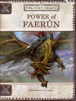 Forgotten Realms: Power of Faerun (Dungeons & Dragons d20 3.5 Fantasy Roleplaying)