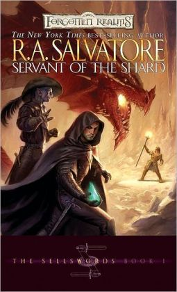 Forgotten Realms: Servant of the Shard (Sellswords #1)