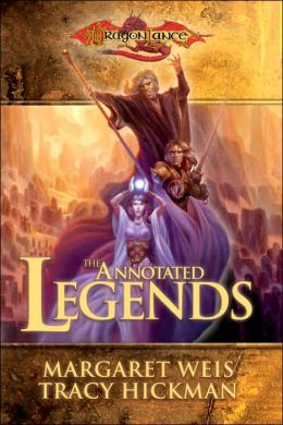 Dragonlance - The Annotated Legends: Time of the Twins/War of the Twins/Test of the Twins