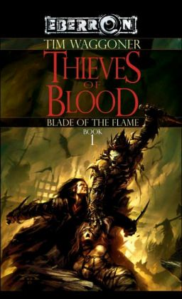 The Thieves of Blood (Blade of the Flame Series #1)