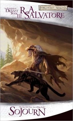 Forgotten Realms: Sojourn (Legend of Drizzt #3)
