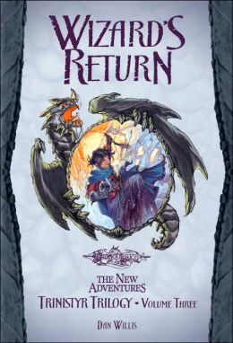 Dragonlance - Wizard's Return (Trinistyr Trilogy #3)