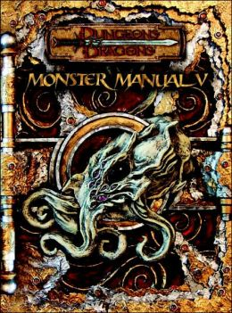 Monster Manual V: A D&D Supplement