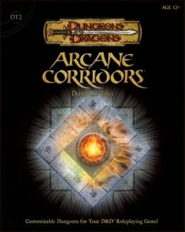 Arcane Corridors: Dungeon Tiles, Set 2