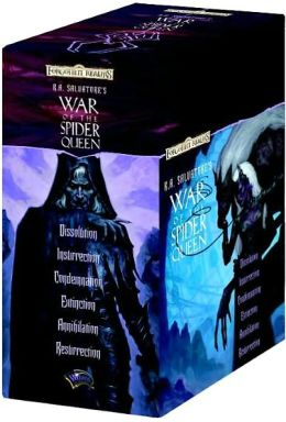 Forgotten Realms: War of the Spider Queen Gift Set (Volume 1)