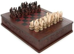 Dungeons & Dragons Limited Edition Chess Set
