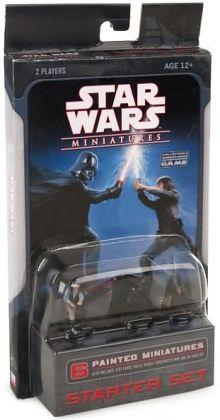 Star Wars Miniatures Starter Game Set