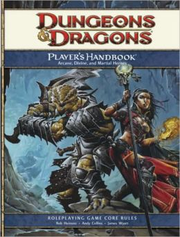 Dungeons & Dragons: Player's Handbook: A 4th Edition Core Rulebook