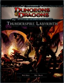 Thunderspire Labyrinth: Adventure H2