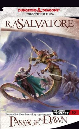 Forgotten Realms: Passage to Dawn (Legend of Drizzt #10)