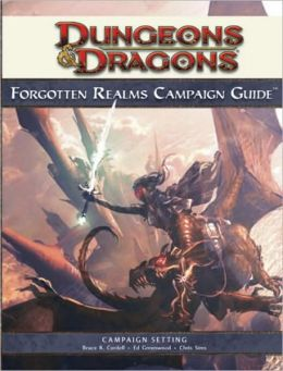 Forgotten Realms: Campaign Guide