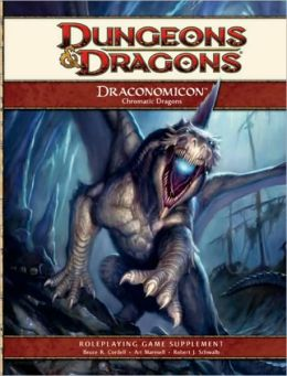 Draconomicon: Chromatic Dragons: Roleplaying Game Supplement