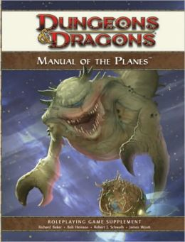 Manual of the Planes (D&D Supplement Series)