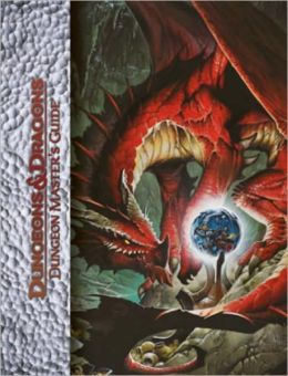 Dungeon Master's Guide - Deluxe Edition: A 4th Edition Core Rulebook