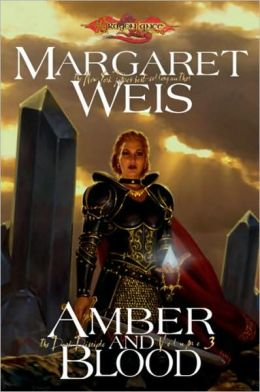 Dragonlance - Amber and Blood (Dark Disciple #3)