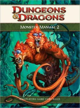 Monster Manual 2 (D&D Core Rulebook Series)